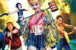 Birds of Prey (Podivuhodná proměna Harley Quinn),
