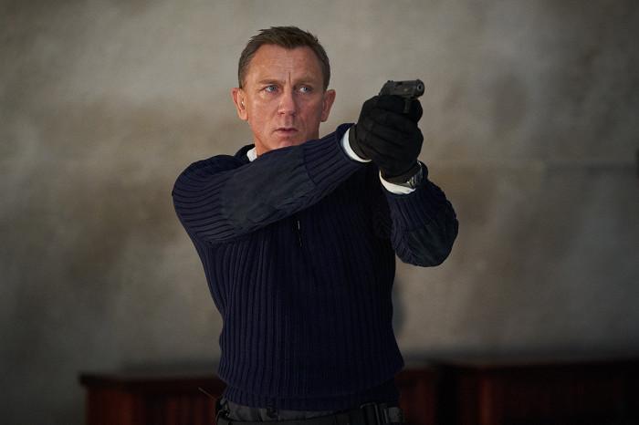 Není čas zemřít, No Time to Die (Bond 25),
